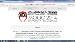 MOOC E-Learning
