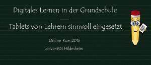 MOOC 2015 Uni Hildesheim