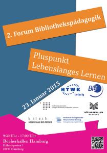 2. Forum Bibliothekspädagogik