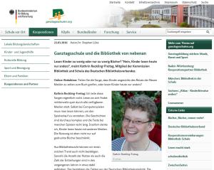 Interview ganztagsschulenorg