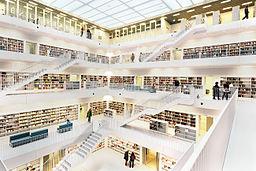 Bibliothek_Stuttgart_005CC BY 2.0 by Rob124