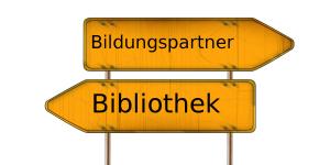 Wegweiser Bildungspartner Bibliothek
